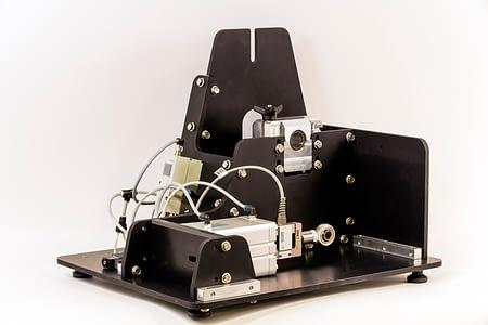 Power meter calibration machine