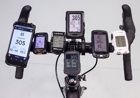 Bike computers
