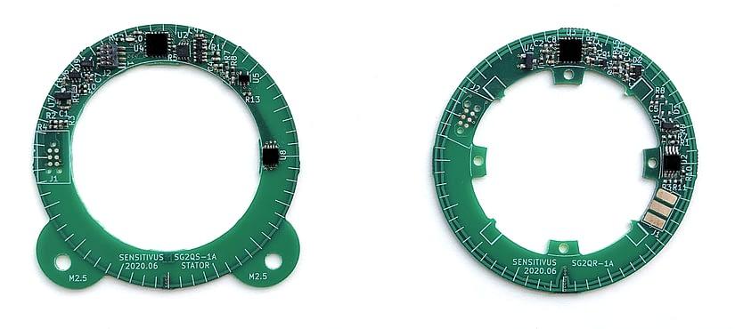 ROTOR-STATOR-PCB