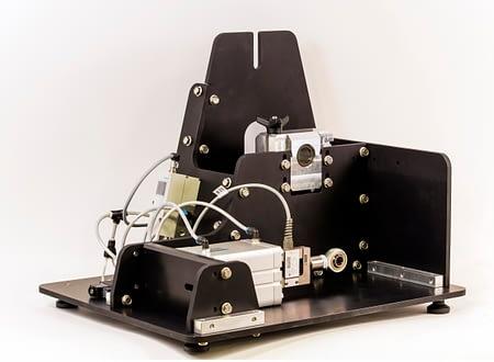 Automatic power meter calibration machine